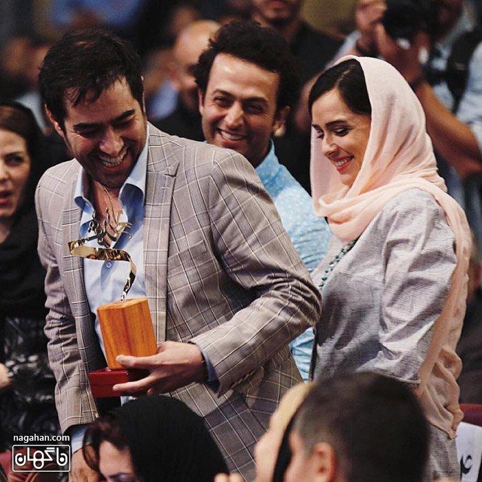 شهاب حسینی، ترانه علی دوستی، مصطفی زمانی