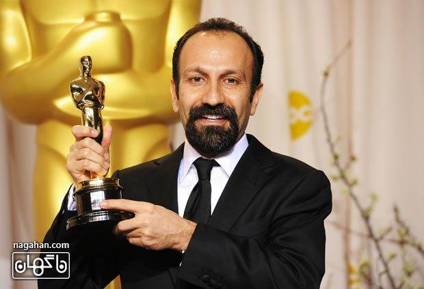 اسکار اصغر فرهادیاسکار - بهترین فیلم غیر انگلیسی زبان ۲۰۱۲