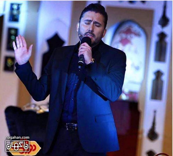 عکسنیما مسیحا ، خواننده پاپ ایرانی در برنامه دورهمی