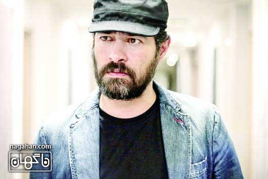 شهاب حسینی در فیلم سینمایی لابی