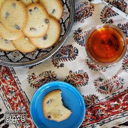 چای زعفرانی زعفران خواص زعفران مرغوب اصل