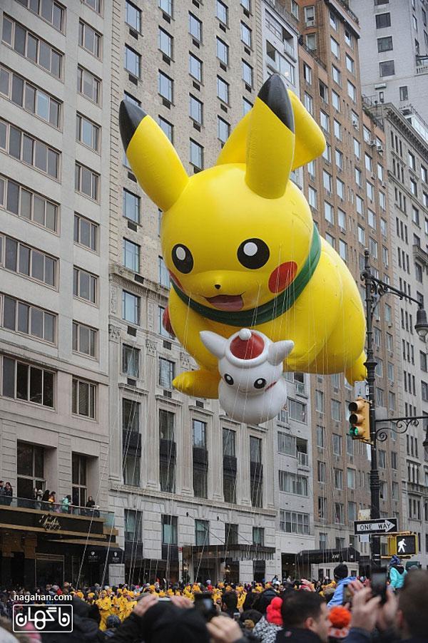 واکنش ها به بازی پوکمون گو Pokemon Go