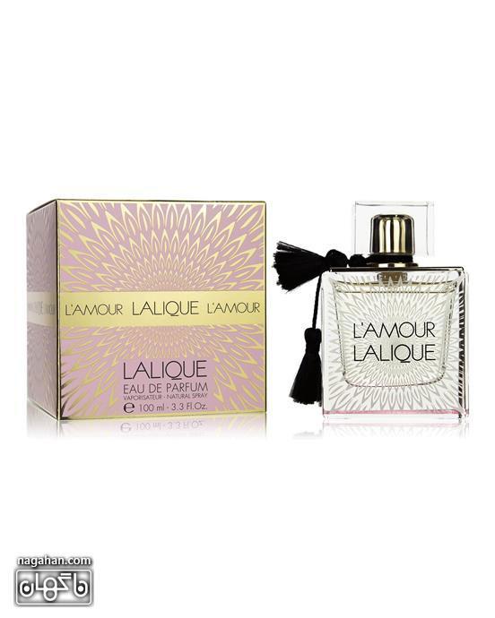 عطر لامور (له آمور) از برند لالیک Lalique L'Amour