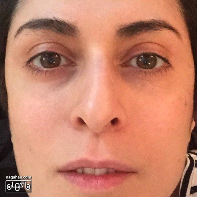 عکس بدون آرایش بهناز جعفری - عکس بدون آرایش بازیگران زن
