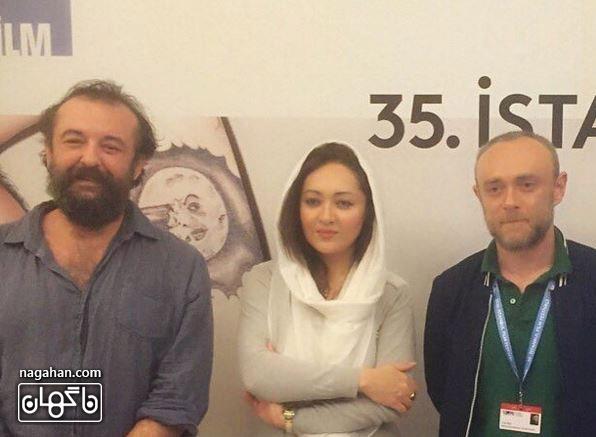 نیکی در جشنواره فیلم استانبول