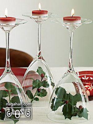 ایده های جدید در سفره آرایی و تزئین میز شام و اتاق پذیرایی 2