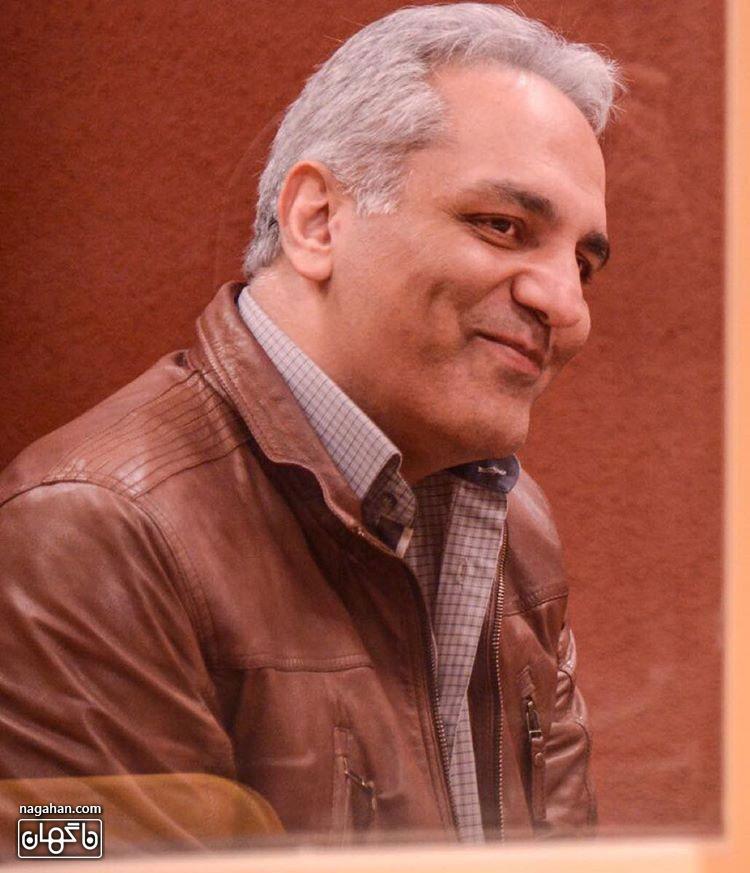 عکس مهران مدیری - سایت ناگهان