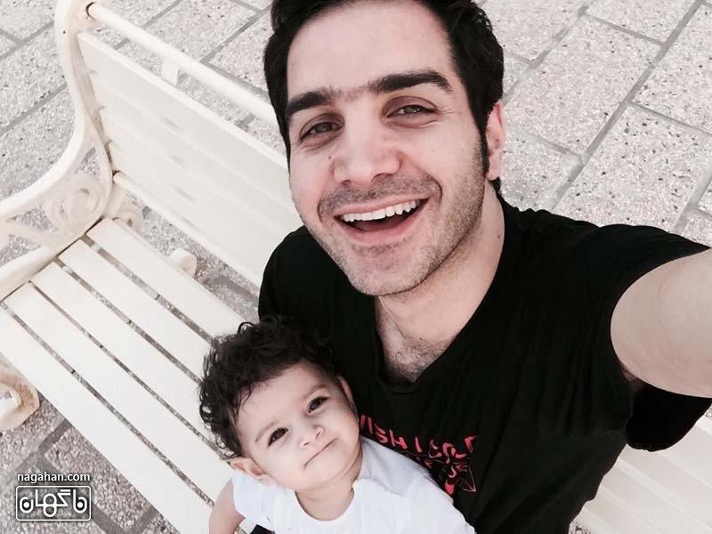سلفی محسن یگانه