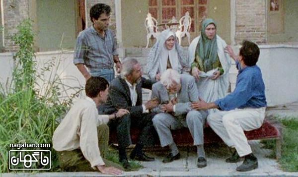 عکس قدیمی مهران مدیری با شلوار پر پیله