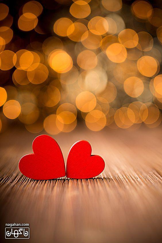 عکس های پروفایل قلب عاشقانه ولنتاین