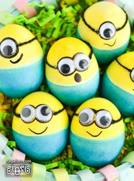 تزیین تخم مرغ 95