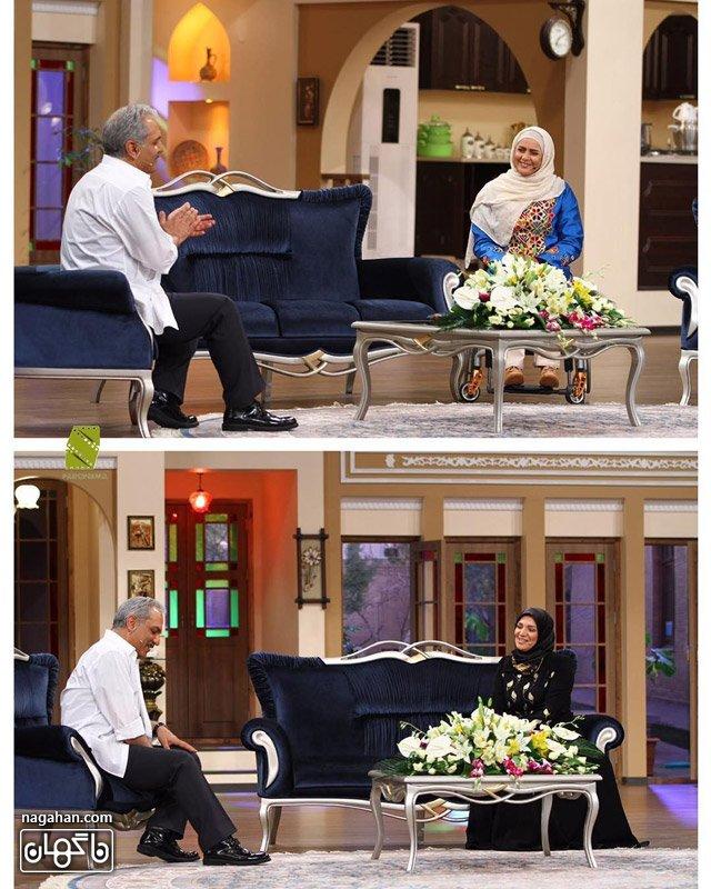 دورهمی 20 خرداد با حضور الهام پاوه نژاد و زهرا نعمتی