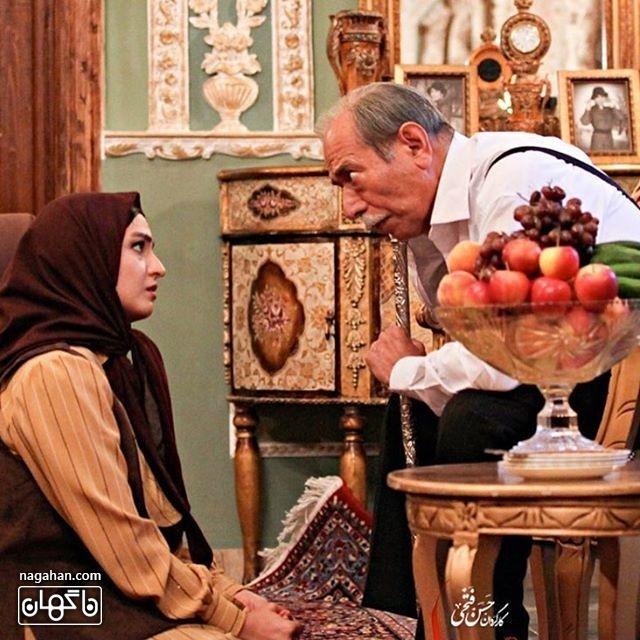 گلاره عباسی در شهرزاد