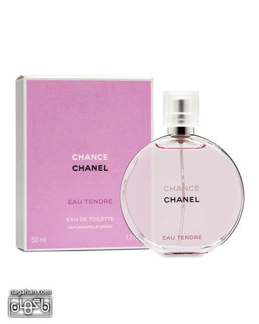 عطر زنانه چنس او تاندر ( چنس تندر) از برند شنل Chanel Chance Eau Tendre