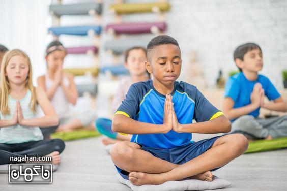 فعالیت های ذهن آگاهی سرگرم کننده برای کودکان مضطرب