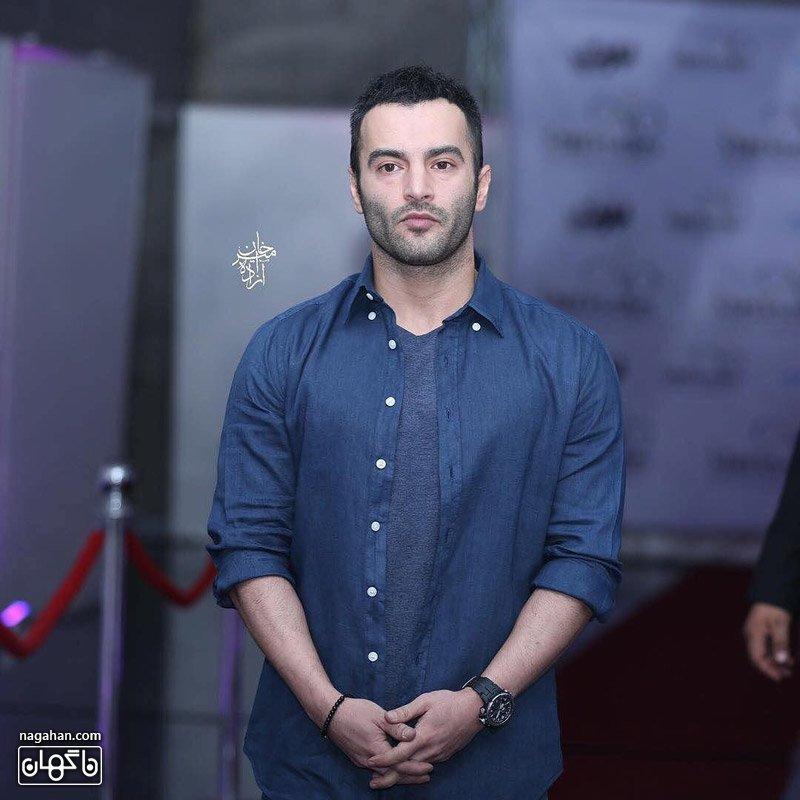 عکس یاس ، خواننده رپ فارسی - فیلم بارکد