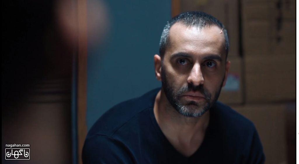 علیرام نورایی در قسمت چهارم سریال آسپرین