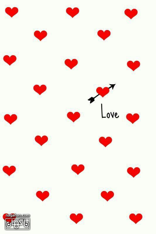 عکس های پروفایل و والپیپر عاشقانه ولنتاین- Love