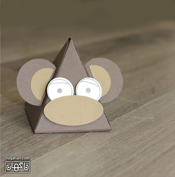 کاردستی میمون