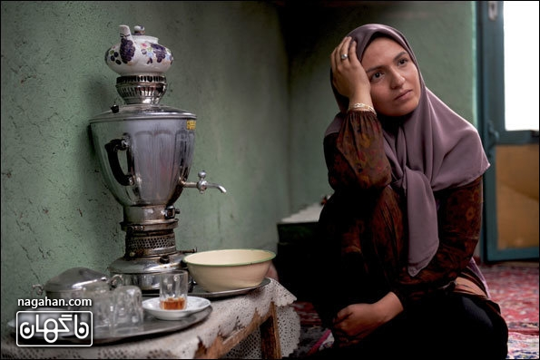 گلاره عباسی در فیلم شیار 143