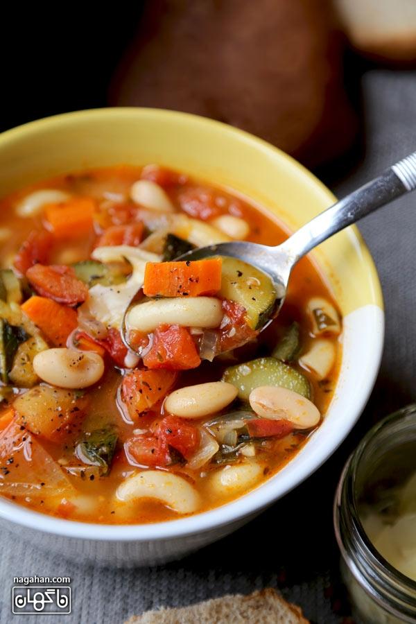 سوپ ایتالیایی