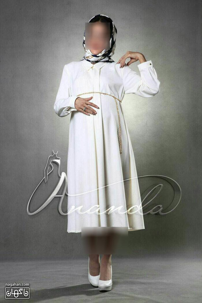 عکسمدل مانتو بارداری 95