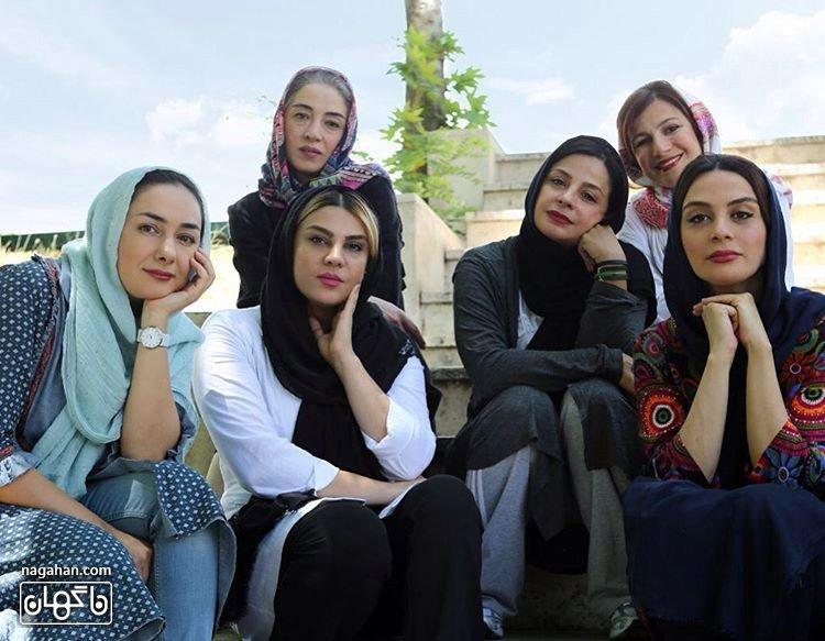 اسکواش هنرمندان زن