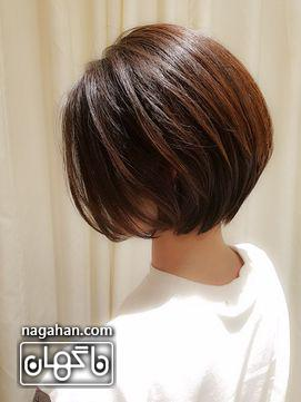 مدل مو کوتاه کوپ دخترانه شیک