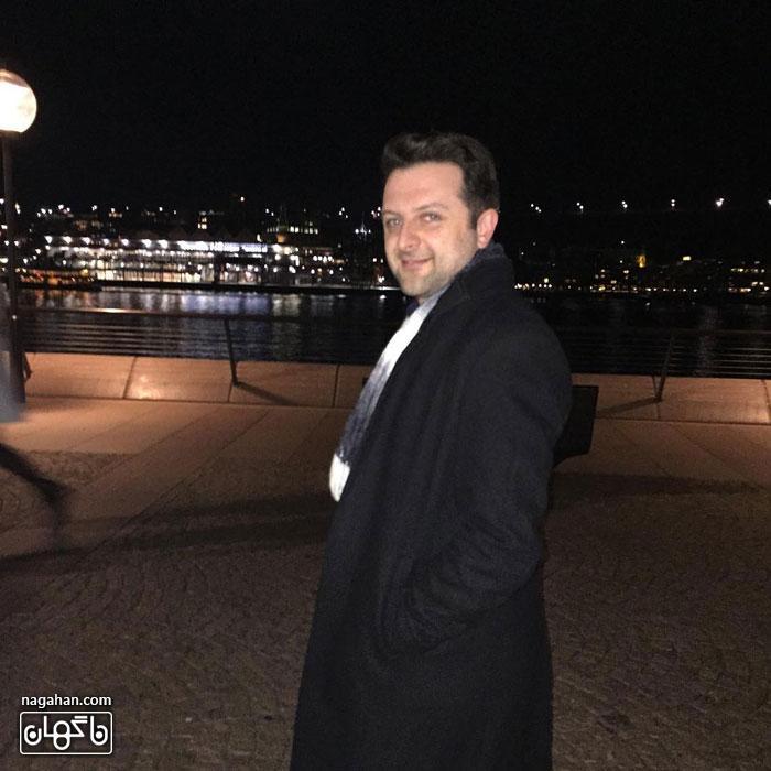 علی پهلوان در استرالیا - سایت ناگهان