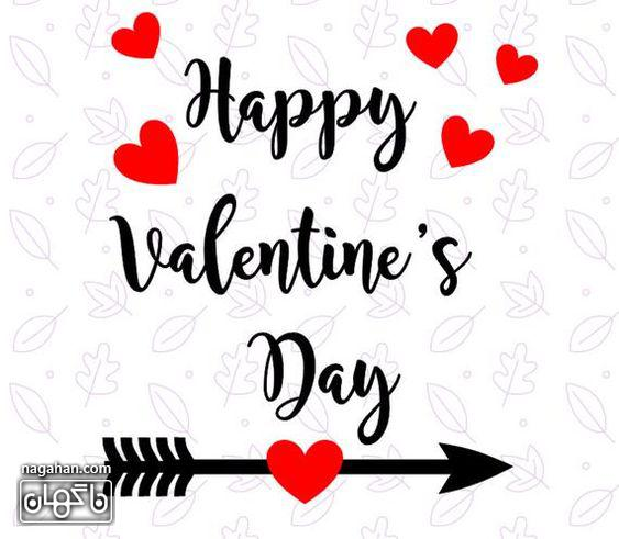 والپیپر عاشقانه ولنتاین | Happy valentine Day