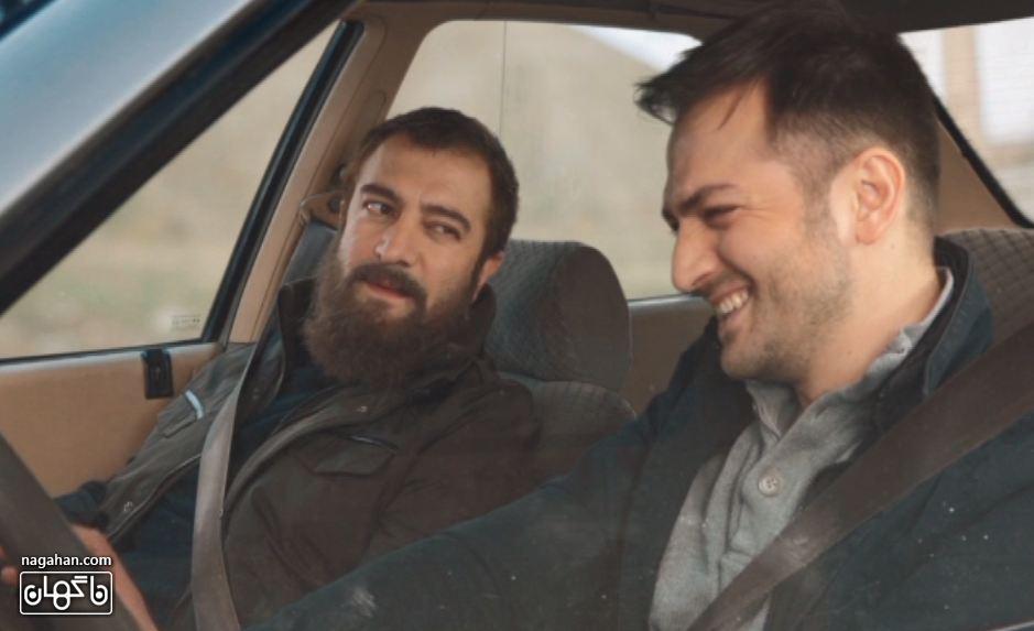 مجید صالحی در سریال آسپیرین