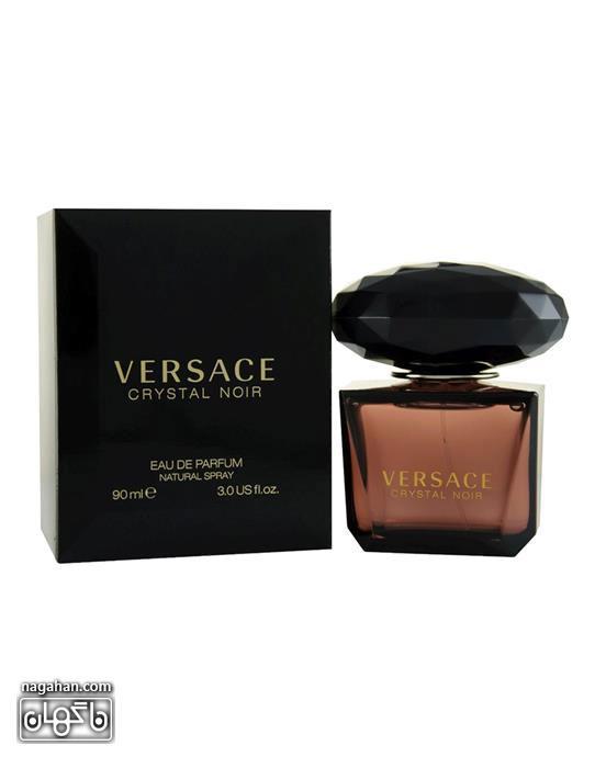 عطر زنانه کریستال نوار ( کریستال نویر) از برند ورساچه Versace Crystal Noir