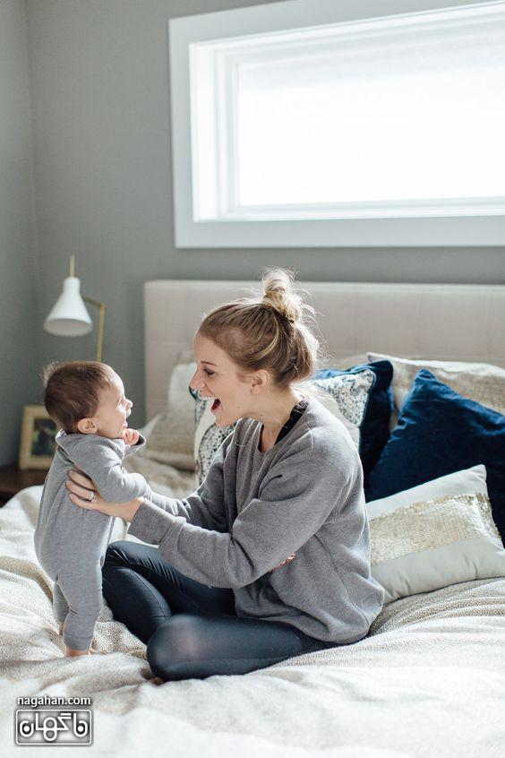 ده راه برای مدیریت استرس برای کسانی که تازه مادر شده اند2