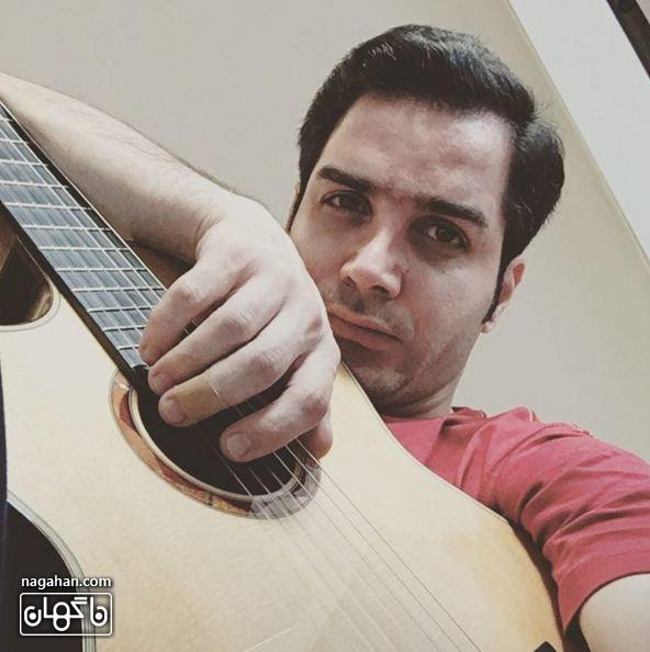 محسن یگانه پرسپولیسی دربی