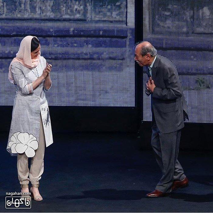 ترانه علی دوستی و علی نصیریان (بزرگ آقا)