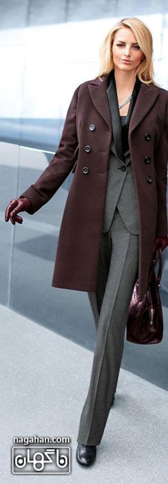 عکسمدل پالتو و لباس گرم پاییزه و زمستانی 95|پر طرفدار ترین مدل پالتو 2017