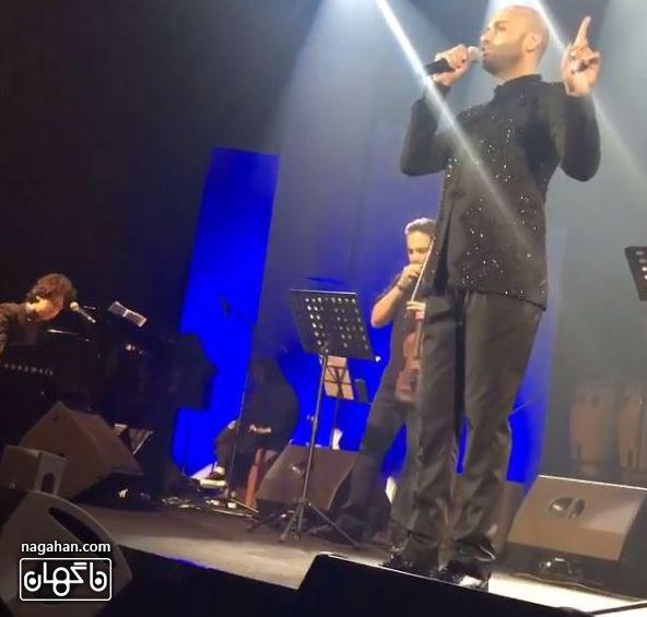 کنسرت حمید حامی و بهاره رهنما