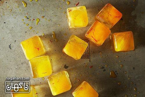 دم کردن زعفران اصل مرغوب زعفران