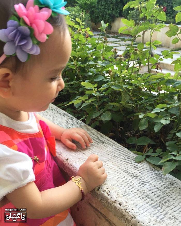 عکس دخترمهناز افشار ، لیانا